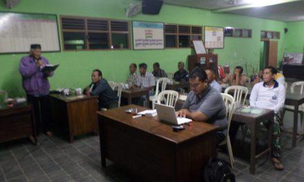 Bimbingan Penyusunan SOP dan Sekolah Lapang bagi Petani Duku Kalikajar