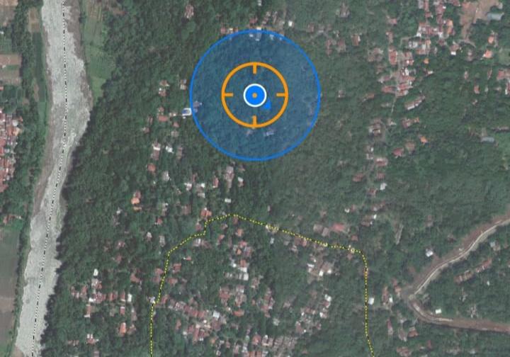 Terjun Langsung Pemetaan Batas Desa Kalikajar
