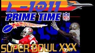 NFL-95-Sega-Sports-Longplay-THE-FRIGGIN-SUPER-BOWL-XXX