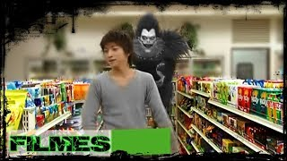 Death Note Live Action, Light y Ryuk en el Mercado – Fandub español latino – ANIME − アフィリエイト動画まとめ
