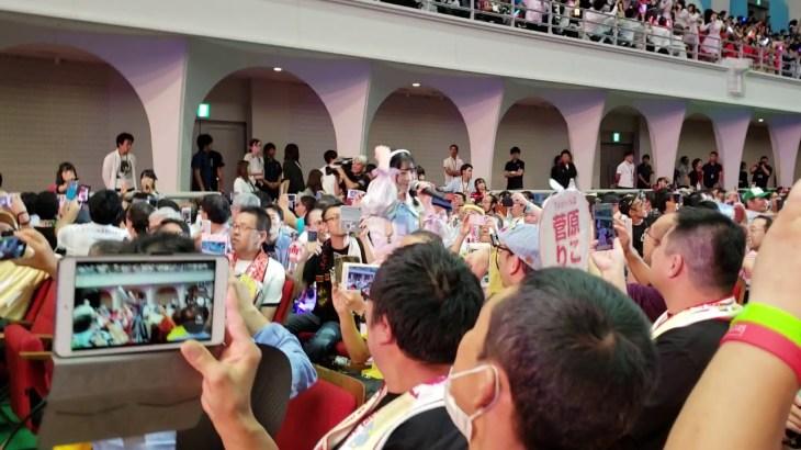『第2回AKB48グループユニットじゃんけん大会』撮影タイム(りったん推し席) − アフィリエイト動画まとめ