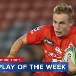 PLAY OF THE WEEK | Super Rugby 2019 Rd 7 − アフィリエイト動画まとめ