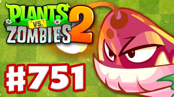 PYRE VINE! New Plant! – Plants vs. Zombies 2 – Gameplay Walkthrough Part 751 − アフィリエイト動画まとめ