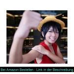 ❄️ CoolChange One Piece Hochwertige Monkey D. Ruffy Perücke, Schwarz – アフィリエイト動画まとめ