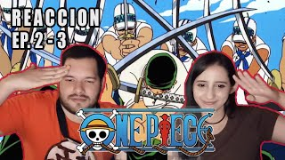 "One Piece – Fan de NARUTO reacciona a los capitulos 2 y 3 ""Zoro, el edgy "" Reaction − アフィリエイト動画まとめ"