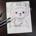 Comment dessiner Tony Tony Chopper Monkey D.  Luffy One Piece: Pirate Warriors – アフィリエイト動画まとめ