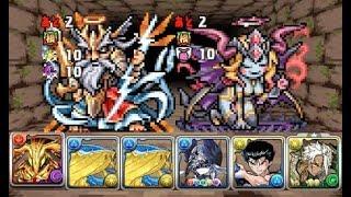 [Puzzle and Dragons]ドット・ゼウス&ヘラ降臨!ドットクロニクル 壊滅級 − アフィリエイト動画まとめ