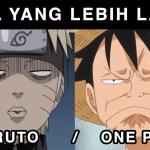 Sebenarnya Mana yang Lebih Laris? Naruto atau One Piece? − アフィリエイト動画まとめ
