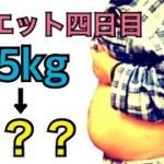 【ダイエット4日目】何kg痩せたのか?そしてかせにゃあの前に新たな敵が現れる… − アフィリエイト動画まとめ
