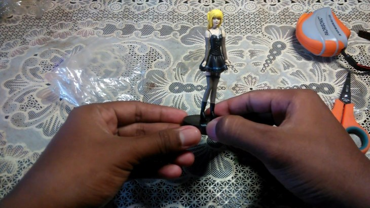 UNBOXING ACTION FIGURE DEATH NOTE MISA AMANE BLACK DRESS Made In JUN Planning − アフィリエイト動画まとめ