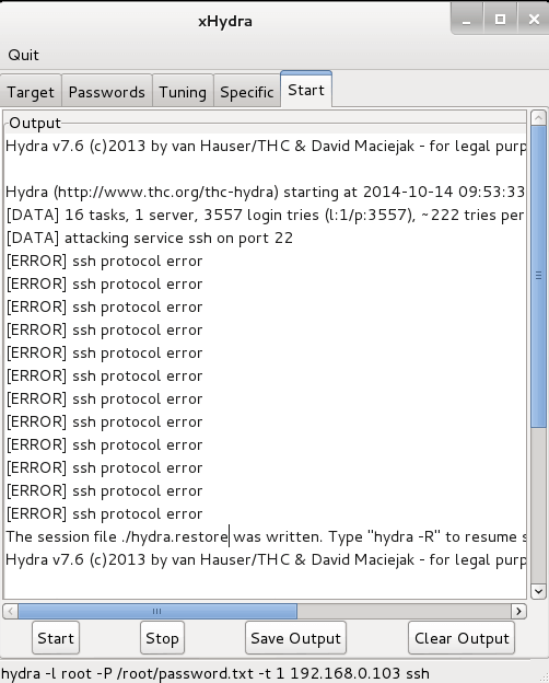 run tor browser as root kali гидра