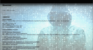 WebvulScan