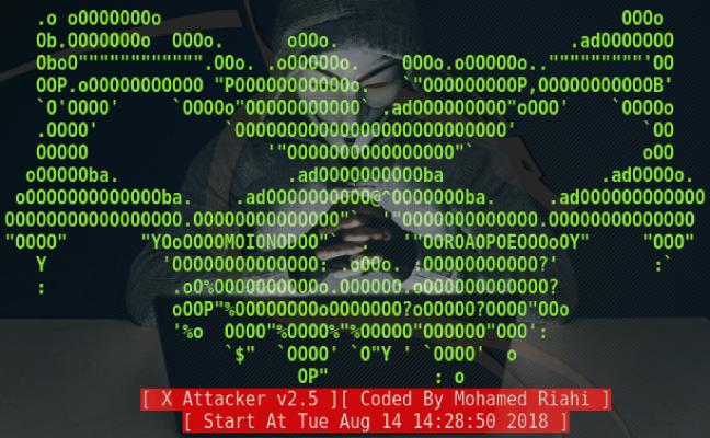 XAttacker - Website Vulnerability Scanner & Auto Exploiter Tool
