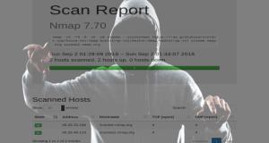 nmap-bootstrap-xsl