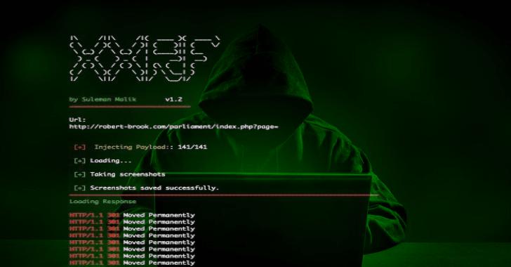 XXRF Shots - Useful For Testing SSRF Vulnerability