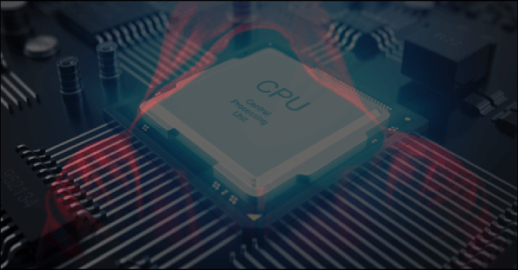 central processing unit information