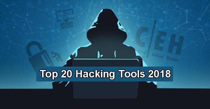 Most Popular Hacking Tools in 2018 - Kali Linux Tutorials