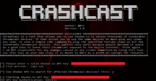 Crashcast