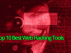 web hacking tools
