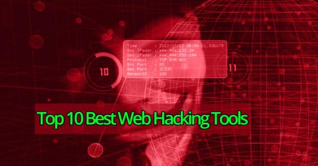 web hacking tools