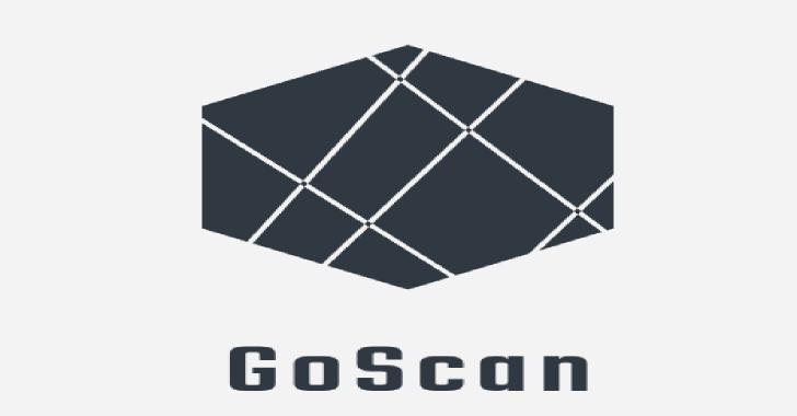 GoScan : Interactive Network Scanner Client 2019