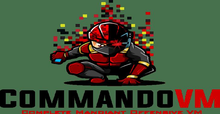 CommandoVM : Windows Security Distribution for Penetration Testing