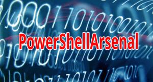 PowerShellArsenal