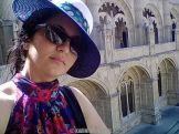 لشبونة ، وردة بوقاسي