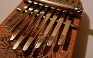 Image of the Gecko K8CM kalimba