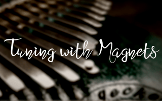 "title image with text ""Tuning with Magnets"""