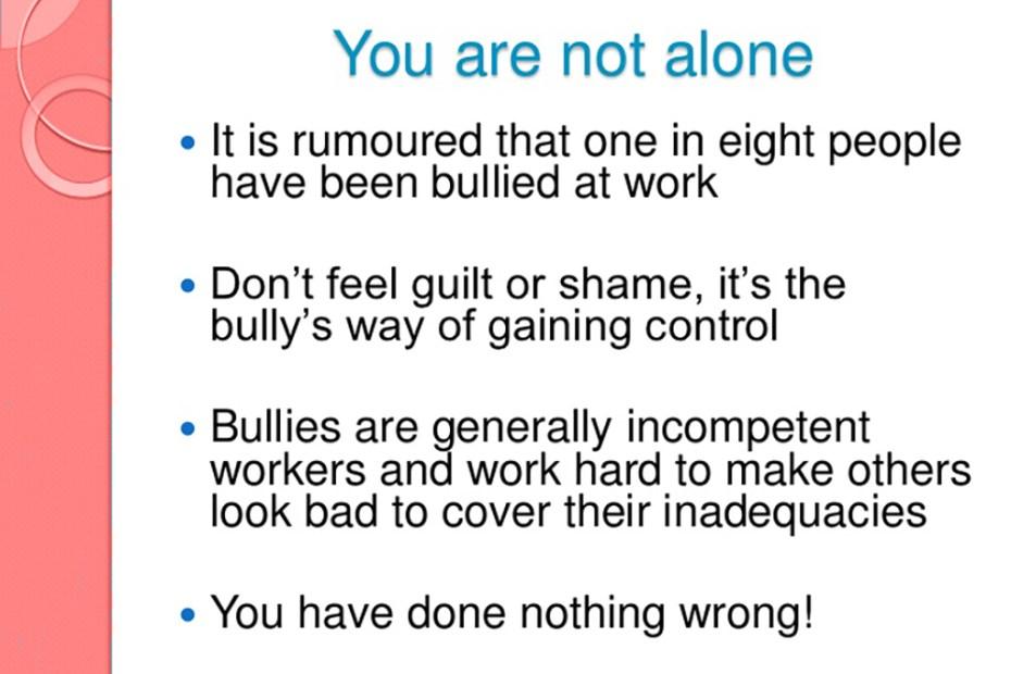 Ο εκφοβισμός (bullying) στον χώρο εργασίας και οι επιπτώσεις στην ψυχική υγεία