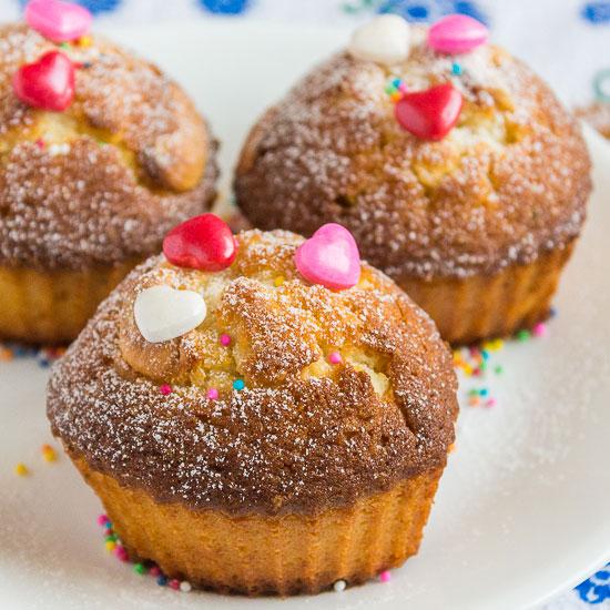 Mawa cup cake