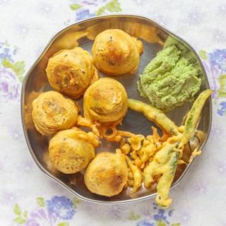 Rajasthani Aloo Vada-Kofta