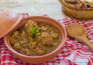 Chicken Handi-Popular Chicken Curry- Handi Chicken recipe-Murg Handi