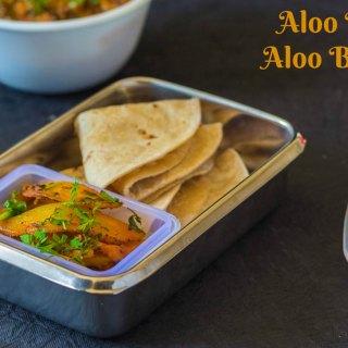 Aloo Fry-Aloo Bhujia