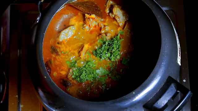 Bhojpuri Mutton Curry