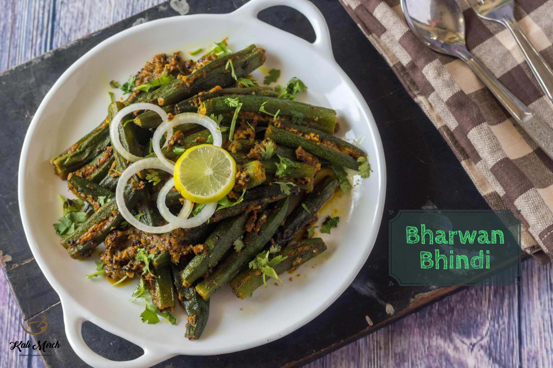 Bharwan Bhindi