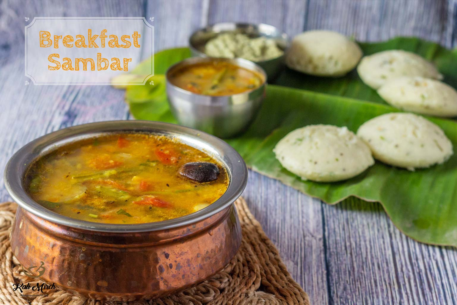 Breakfast Sambar-Tiffin Sambar