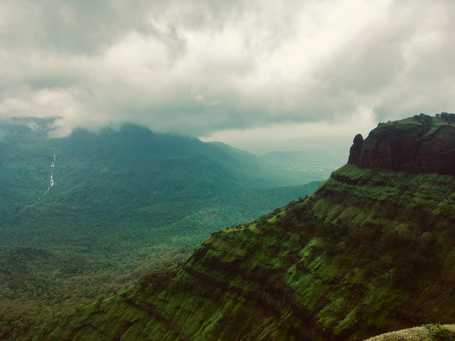Matheran in Monsoon