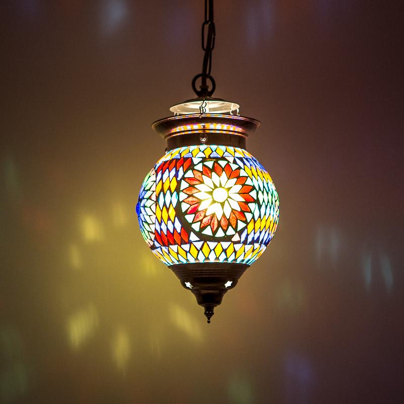 Oosterse lampen  Mozaiek hanglampen  Sfeervol Oosters