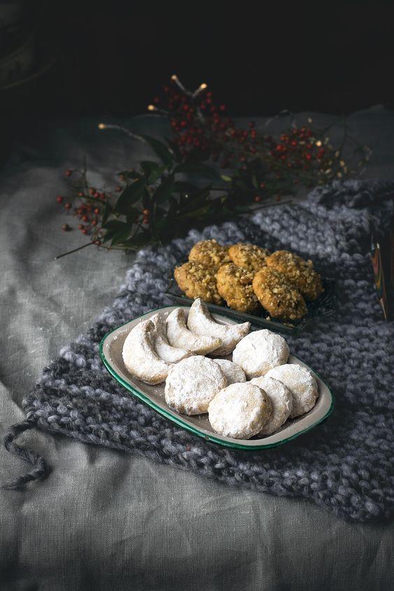 Melomakarona o Kourabiedes? Il gusto del Natale in Grecia