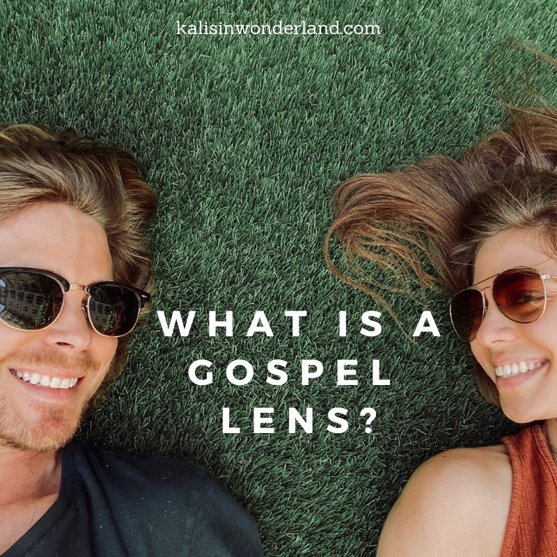 What is a Gospel Lens featured iamge
