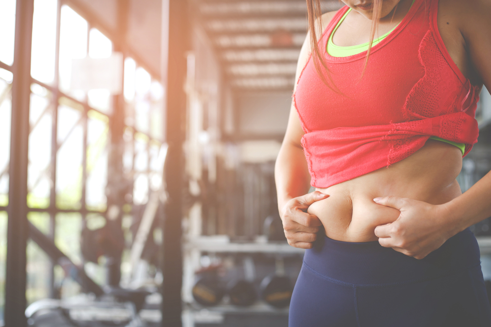 ways to lose fat belly overnight