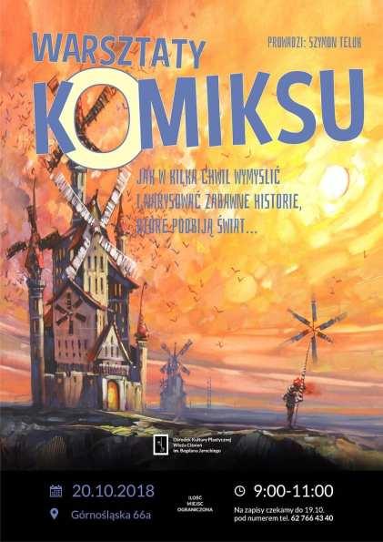 warsztaty KOMIKSU_1