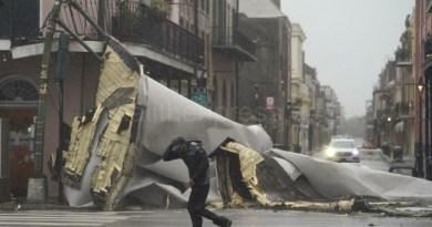 Νέα Ορλεάνη: Στο μάτι του κυκλώνα Αϊντα