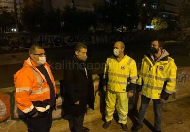 Δήμαρχος Καλλιθέας Δημήτρης Κάρναβος στο OPEN για τις επιπτώσεις του ΜΠΑΛΛΟΥ στην περιοχή