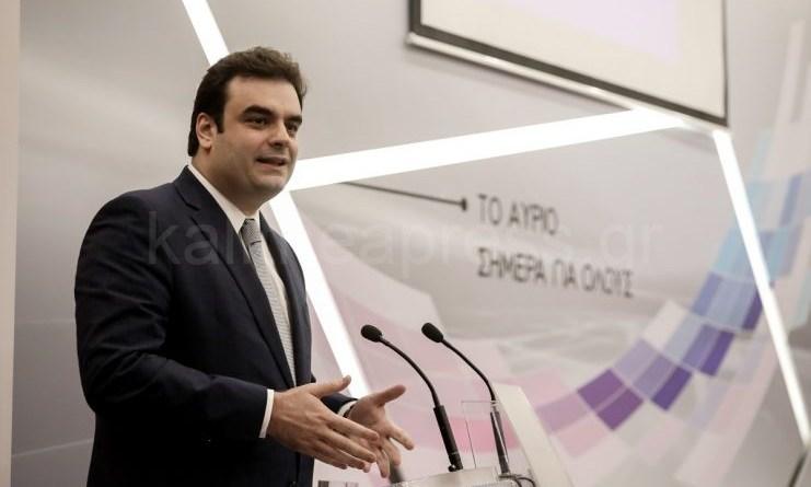 Κυριάκος Πιερρακάκης  Πριν από τη Δευτέρα και μέσω gov.gr οι εξαιρέσεις για Δακτύλιο