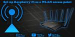 Setup Raspberry Pi as a WiFi access point
