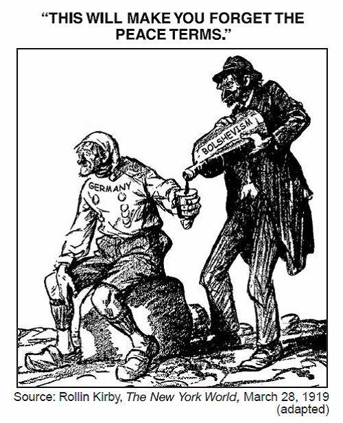 The Spartakist Uprising, 1919