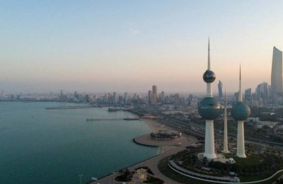 Curfew ends in Kuwait